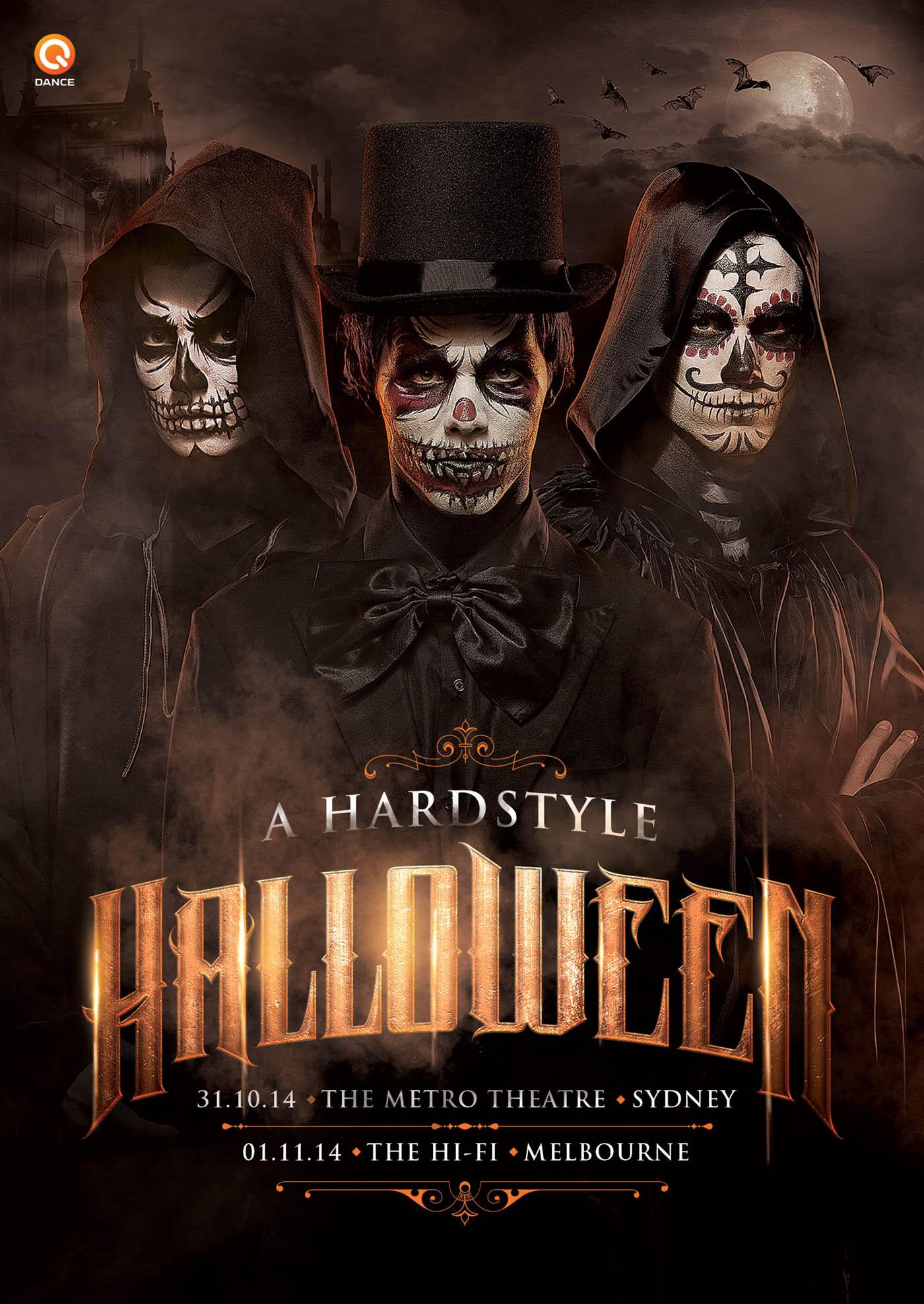 poster design ideas halloween