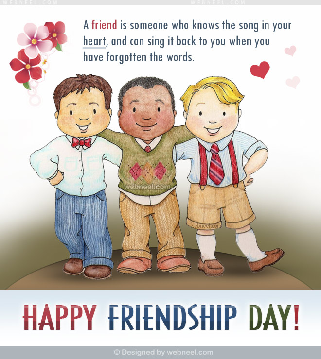 50 beautiful friendship day greetings messages quotes and wallpapers friendship day friendship day m4hsunfo