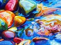 1-colorful-river-pebbles-painting-by-ester-roi