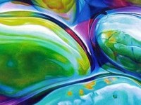 13-pebbles-acrylic-painting-by-ester-roi