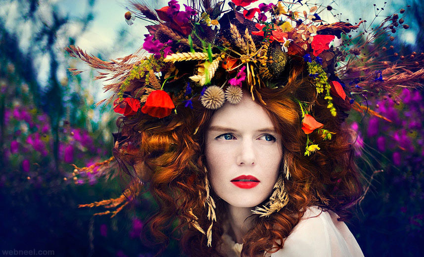 Colorful Fashion Photography By Simona Smrckova