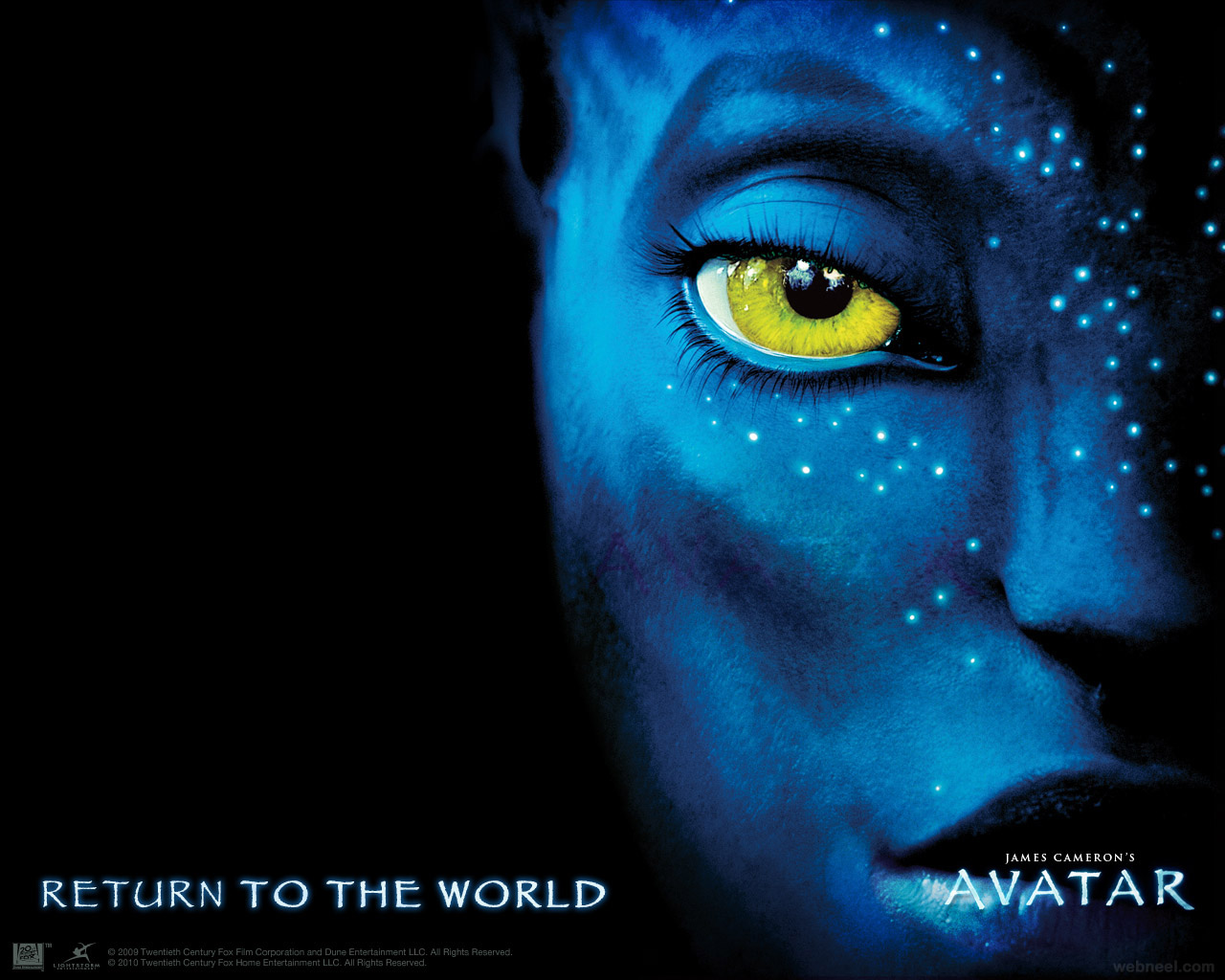 avatar animation movie poster 5