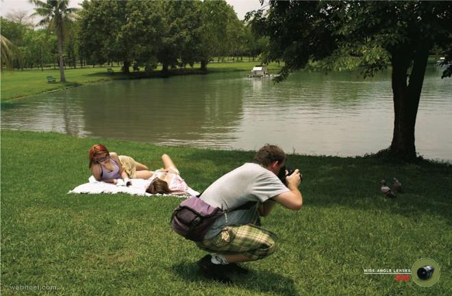 omax wide lenses ad