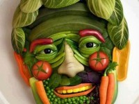 vegetable-art-face