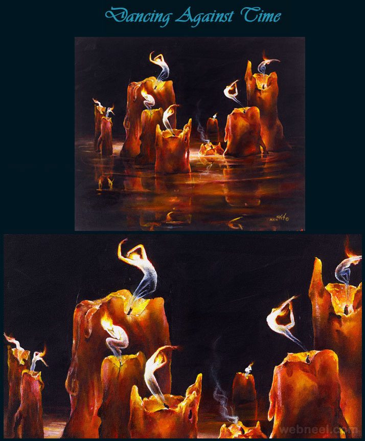 akiane paintings
