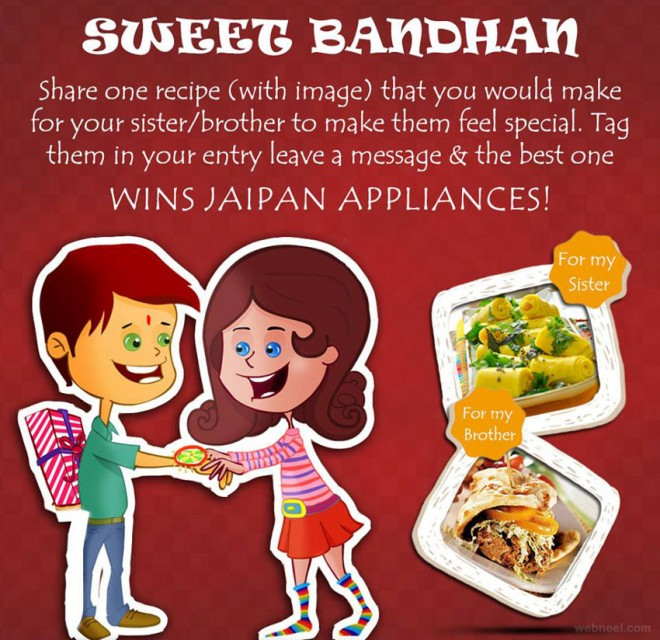 Happy raksha bandhan greetings 3 m4hsunfo