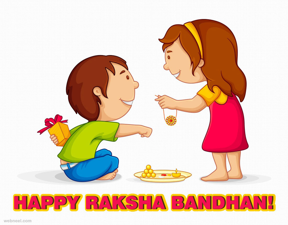 raksha bandhan greetings images