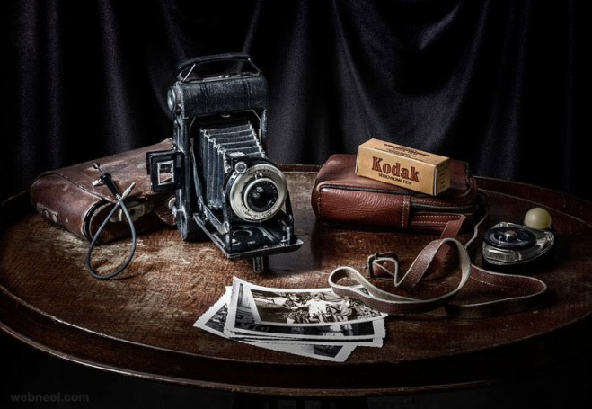 still life photography vintage