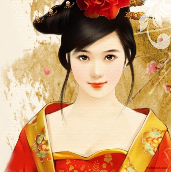 40 most beautiful chinese paintings for your inspiration