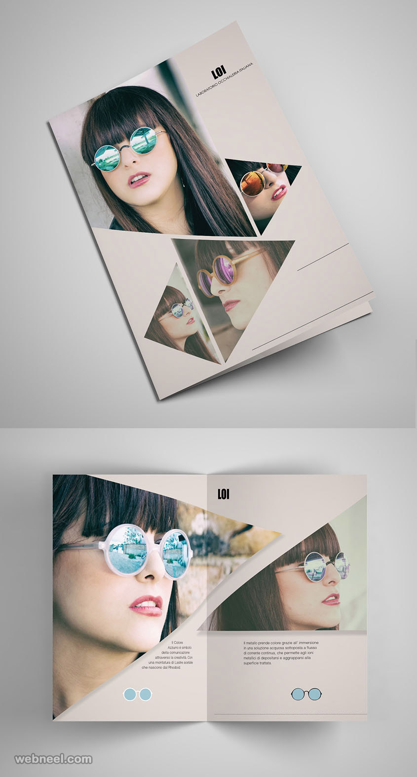 26 best and creative brochure design ideas for your