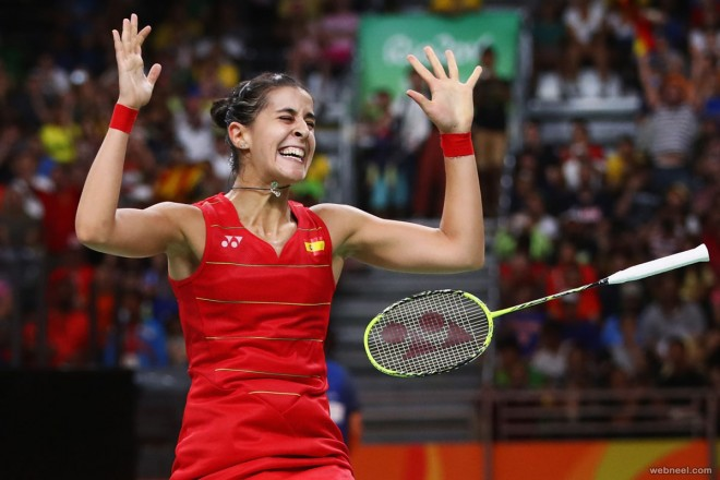 gold medal winner badminton best rio olympic photography