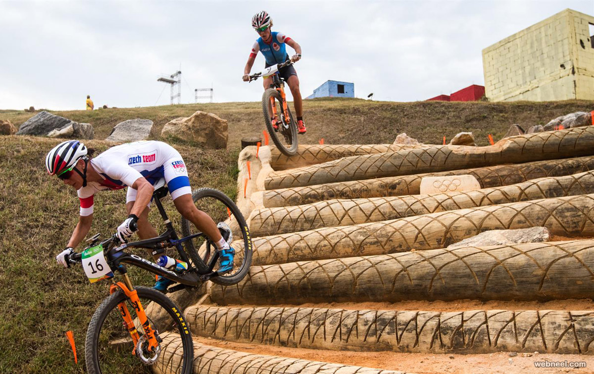 mountain bike best rio olympic photography