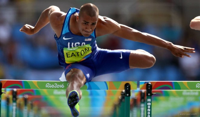 ashton eaton best rio olympic photography