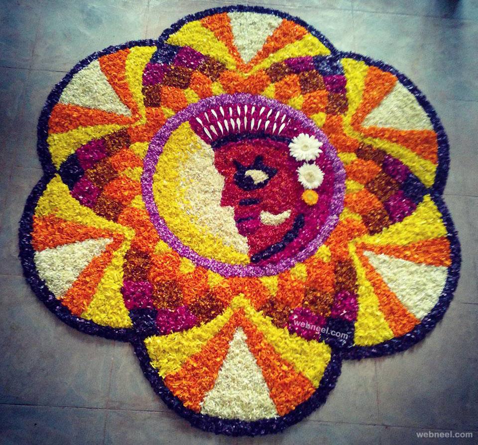 pookalam art design