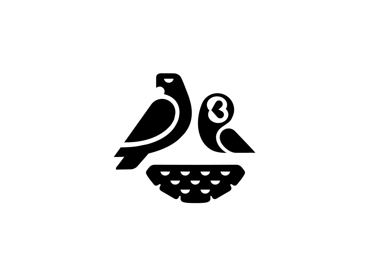 logo design birds
