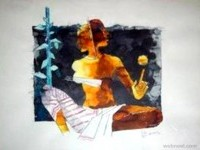 14-ardh-nareshwar-mf-husain-painting