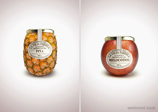 30 creative food packaging design examples around the world