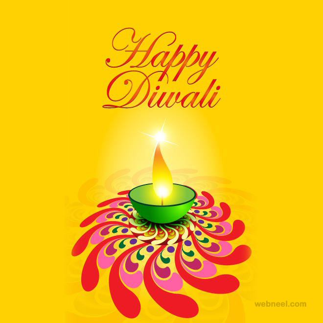 50 beautiful diwali greeting cards messages for you a m4hsunfo Images