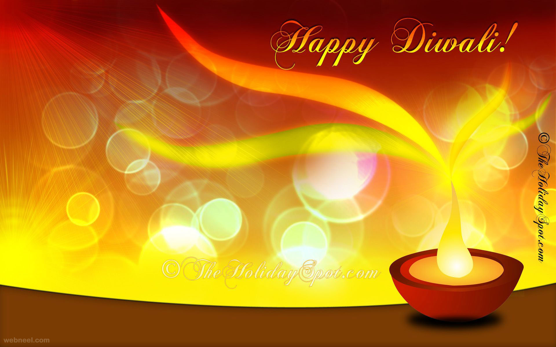50 Beautiful Diwali Greeting Cards Designs For You Part 2