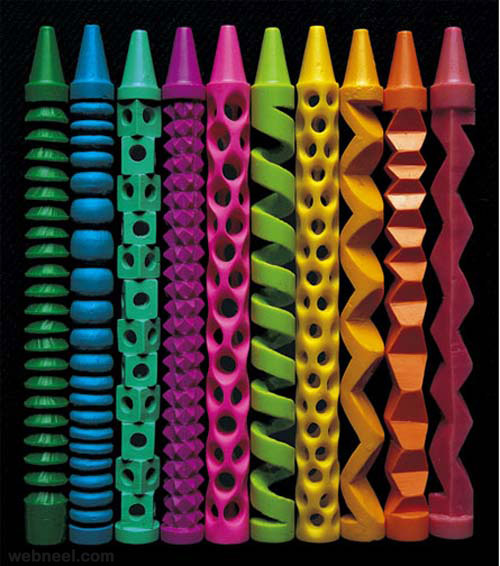 best crayon sculpture