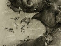 1-amazing-drawing-elephant-mural-by-adonna