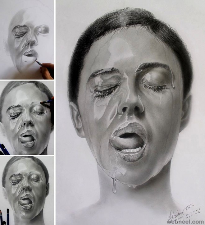 Amazing Pencil Drawing Images