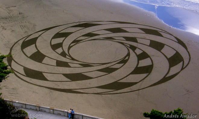 beautiful beach art