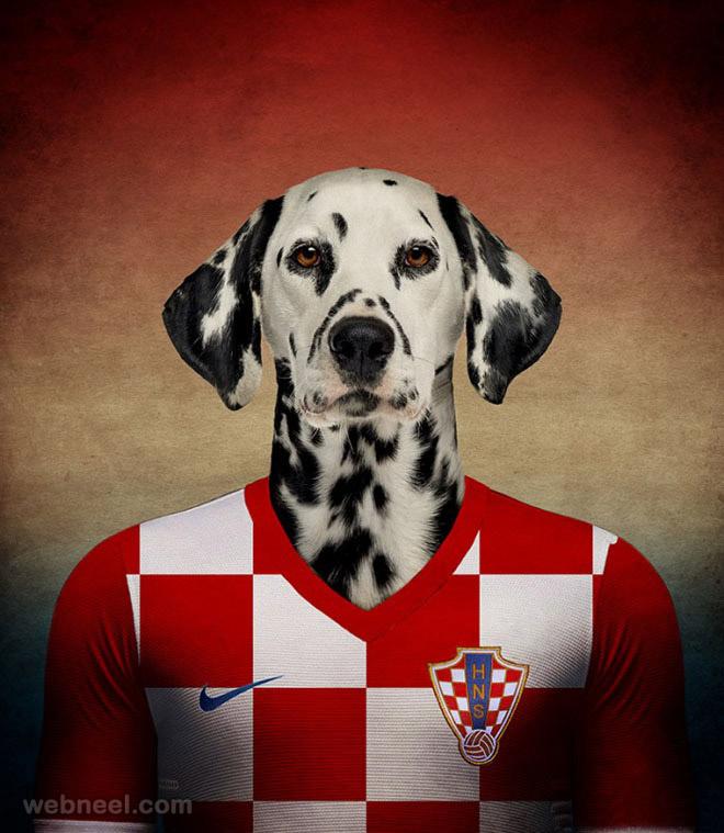 dog photo manipulation funny