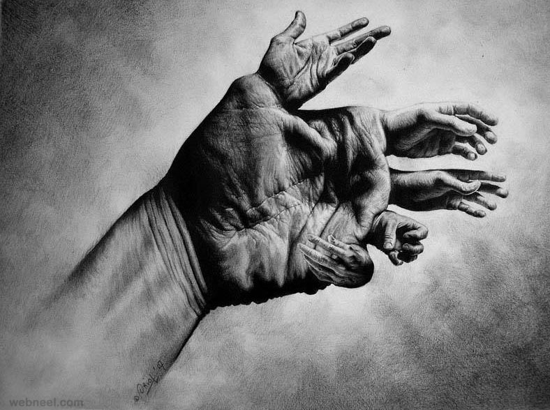 amazing drawing by angrill jorda