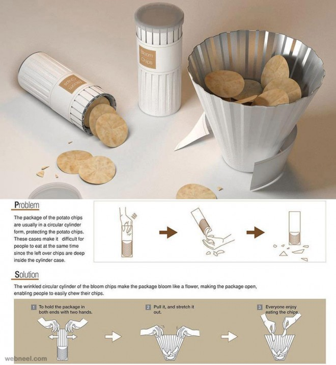 Stand Out Resume Designs : Creative food packaging design examples around the world
