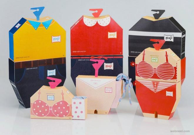 food packaging design idea