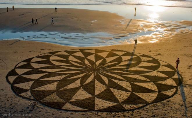 beach art