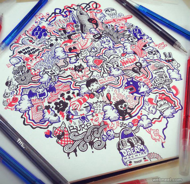 doodle lei melendres