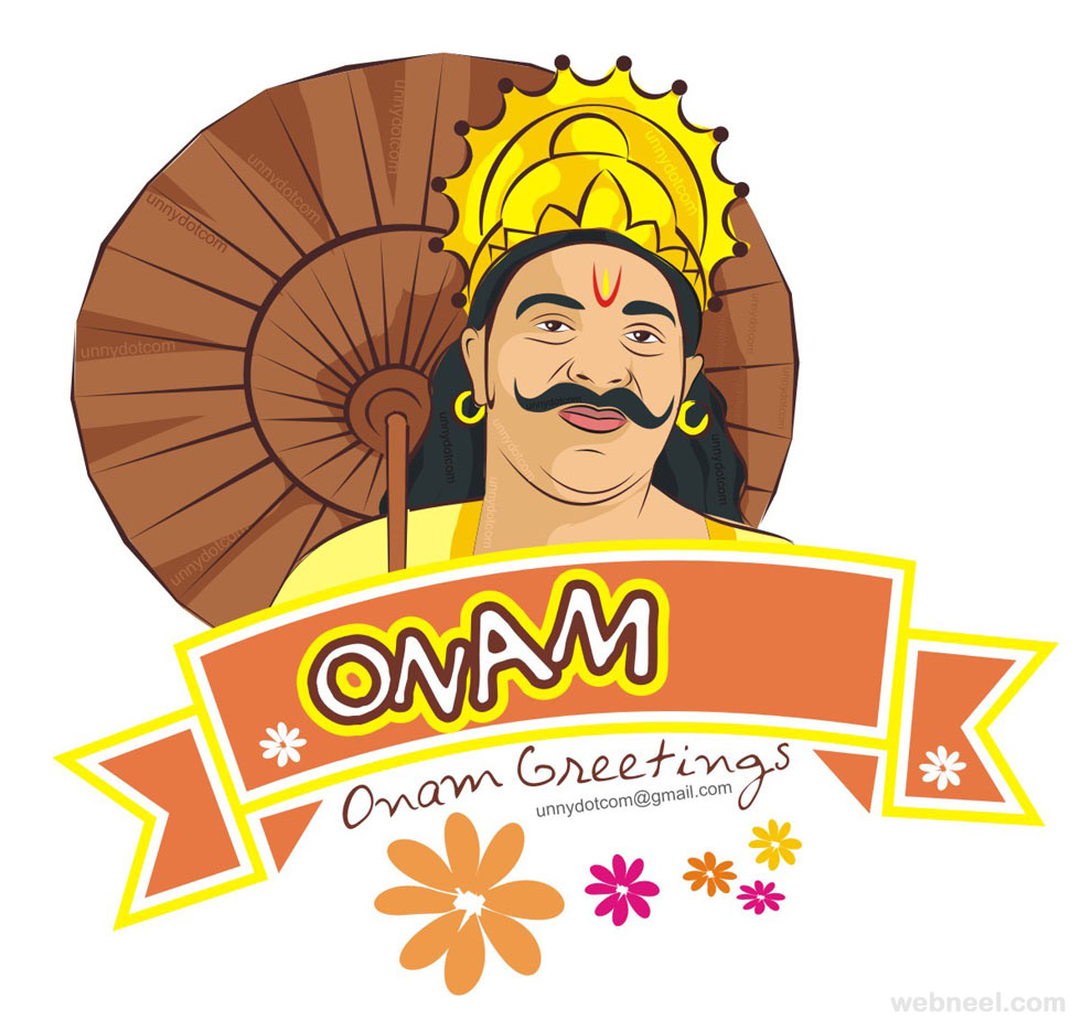 Happy Onam Greetings By Unni 5 Full Image
