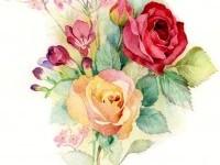 5-rose-watercolor-pinting