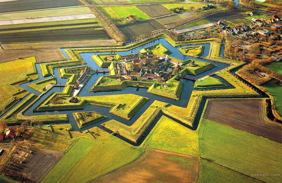 aerial photography fort netherland