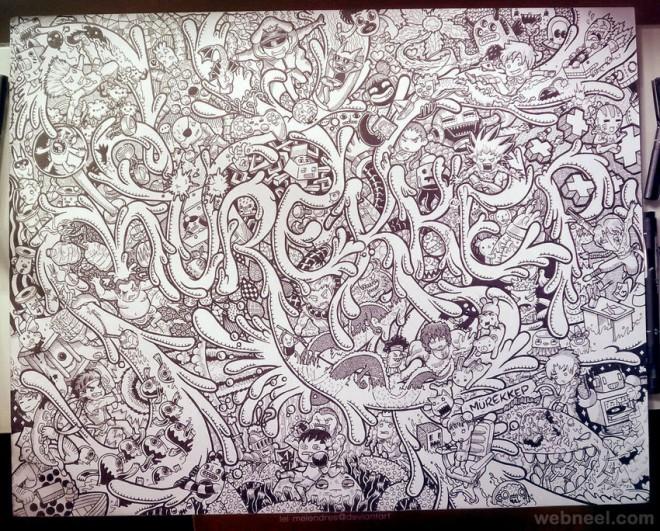 doodles lei melendres