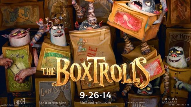 the boxtrolls wallpaper