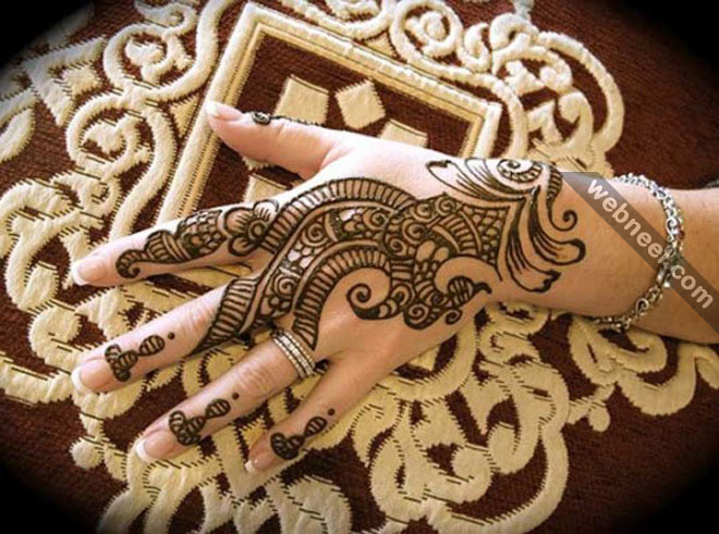 mehndi designs backhand