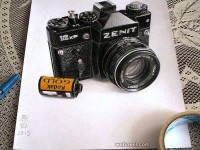 12-camera-3d-drawing-by-carmen-harada