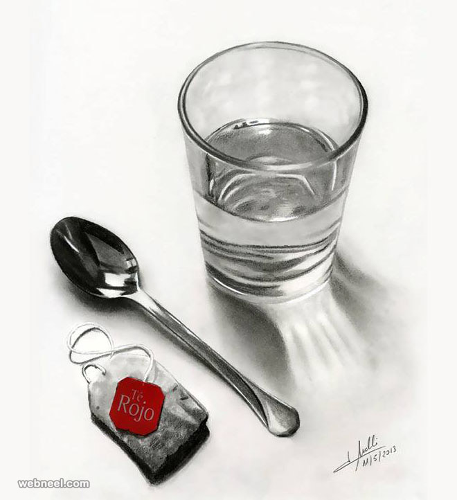 3d drawing by isabel morreli