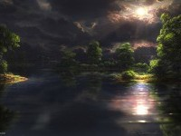 2-lake-matte-painting-by-feliks