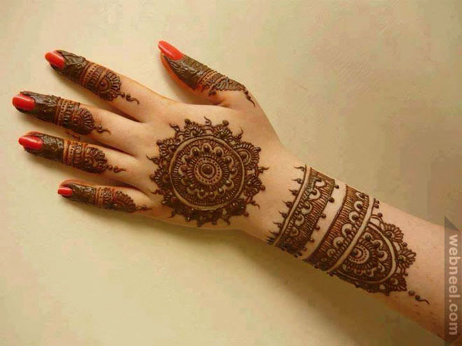 Mehndi Designs App Download : 60 beautiful and easy henna mehndi designs for every occasion