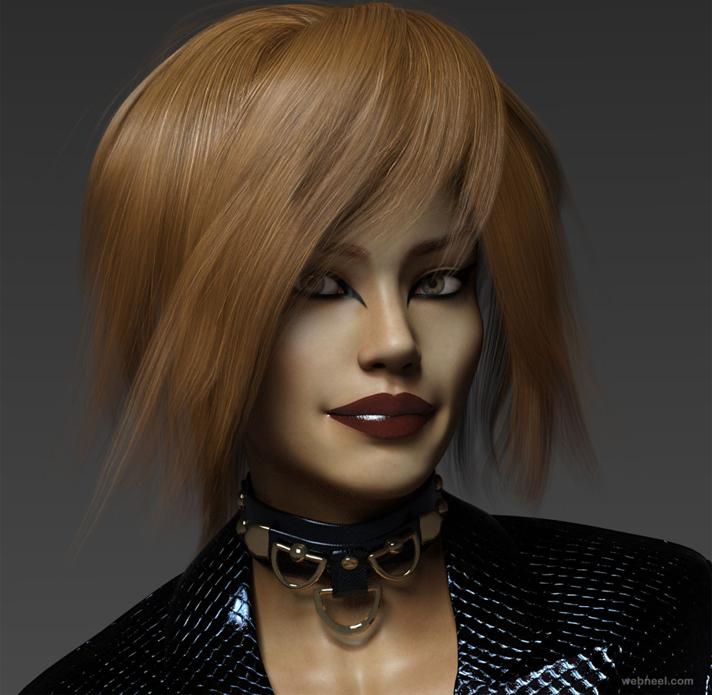 woman daz3d models