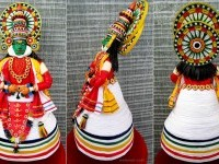 17-3d-quilling-art-kathakali-dancer-by-disha
