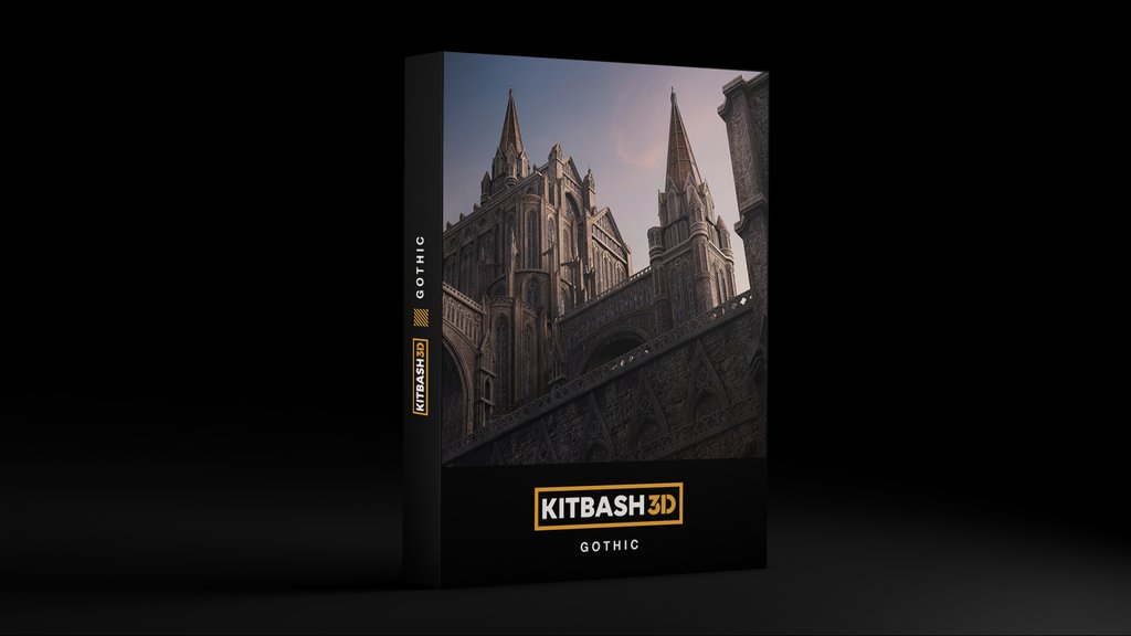 12-kitbash3d-3d-model-gothic-kit