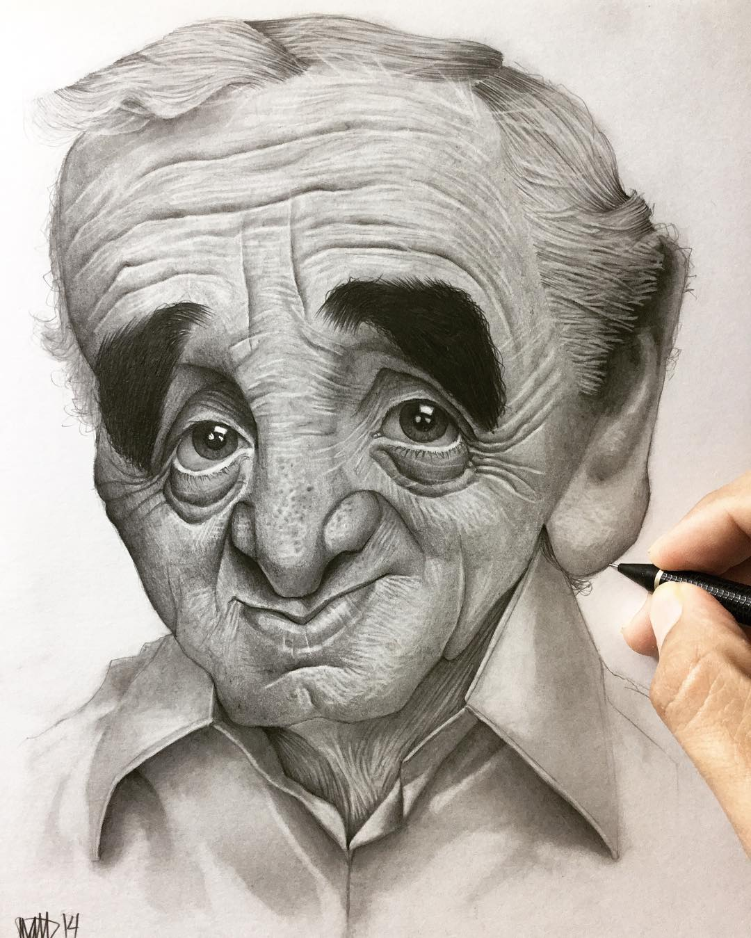 Funny Caricatures By Efrain Malo 3