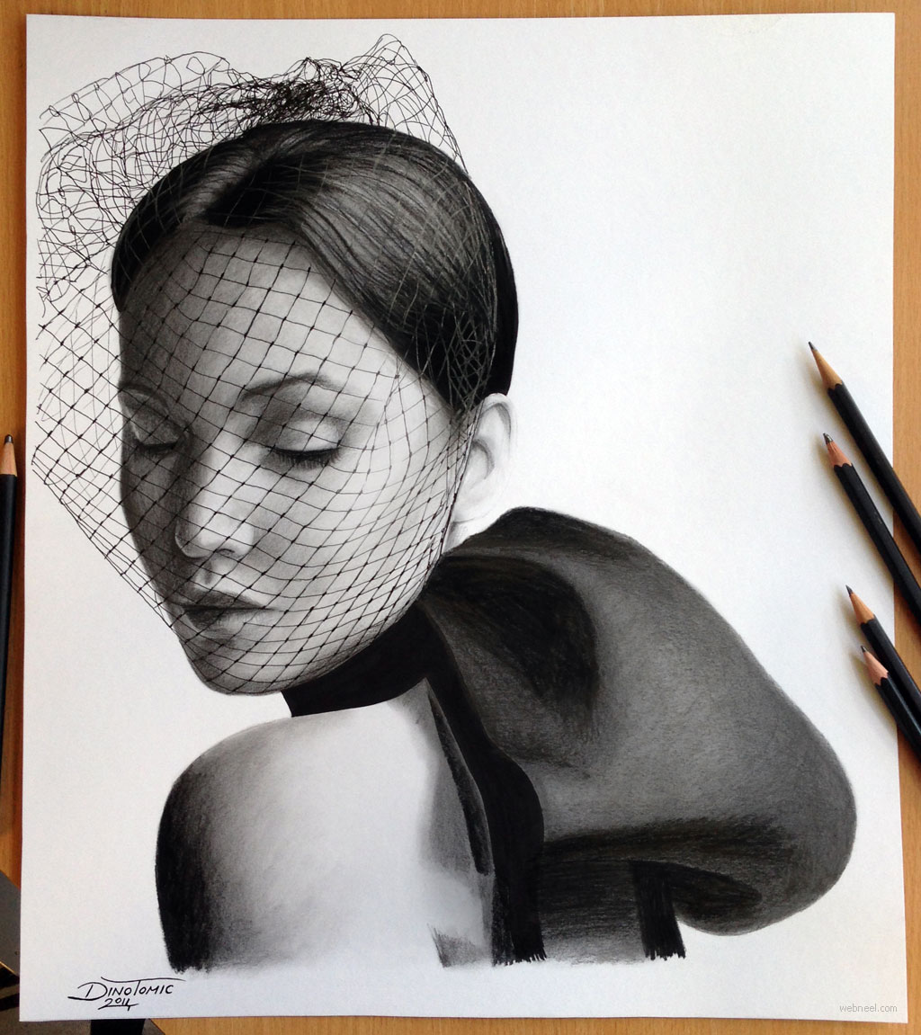 pencil drawing jenniferd