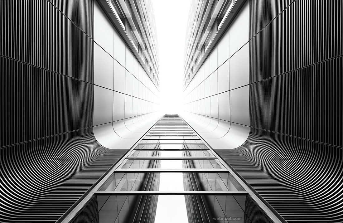 black and white photography abstract by kevin krautgartner