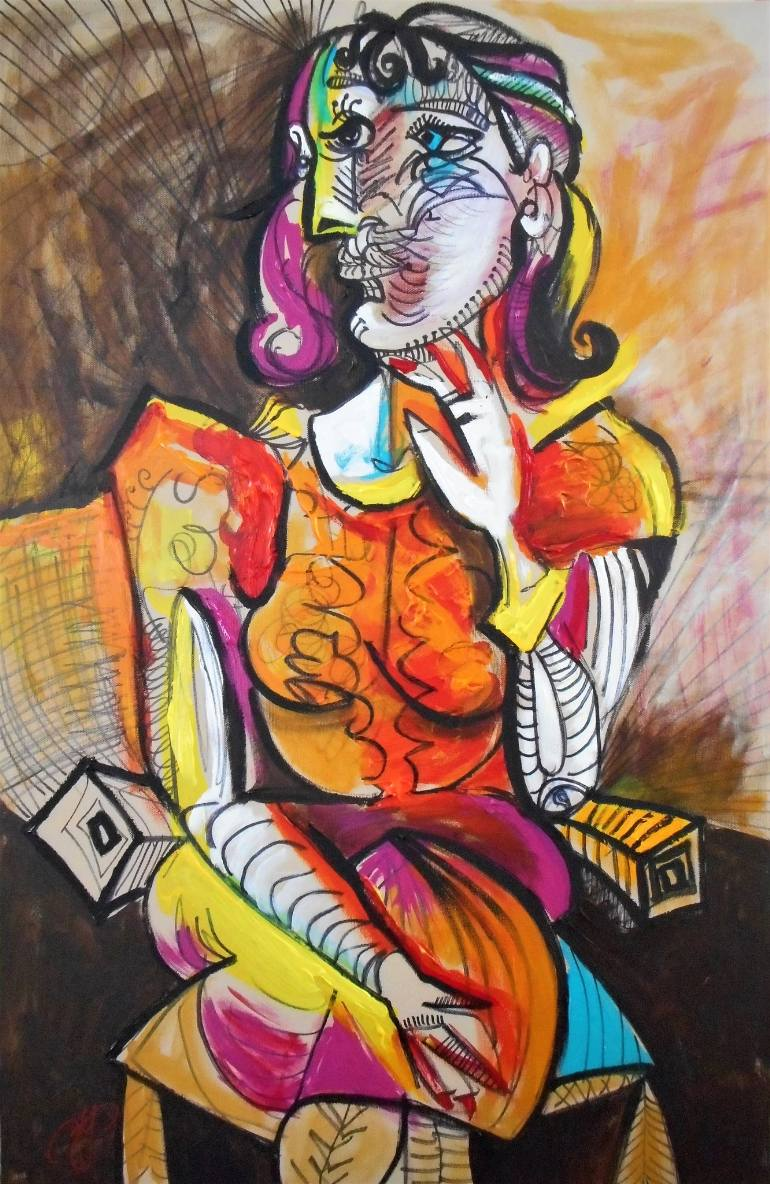 art exhbition by pablo picasso